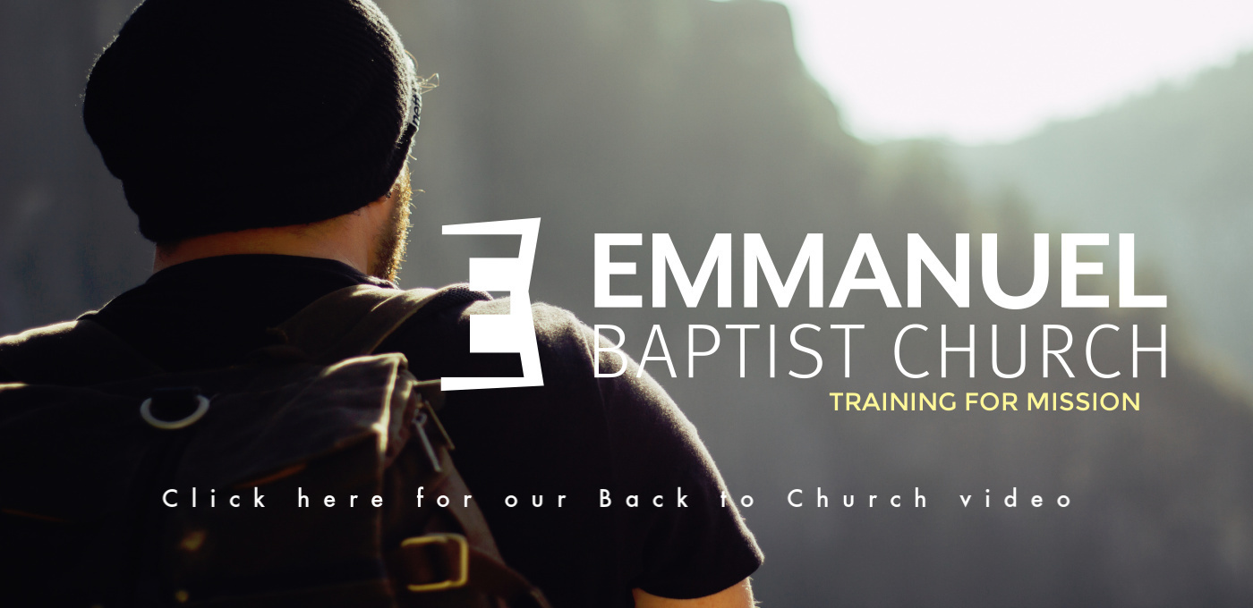 Training for mission and video for back to church