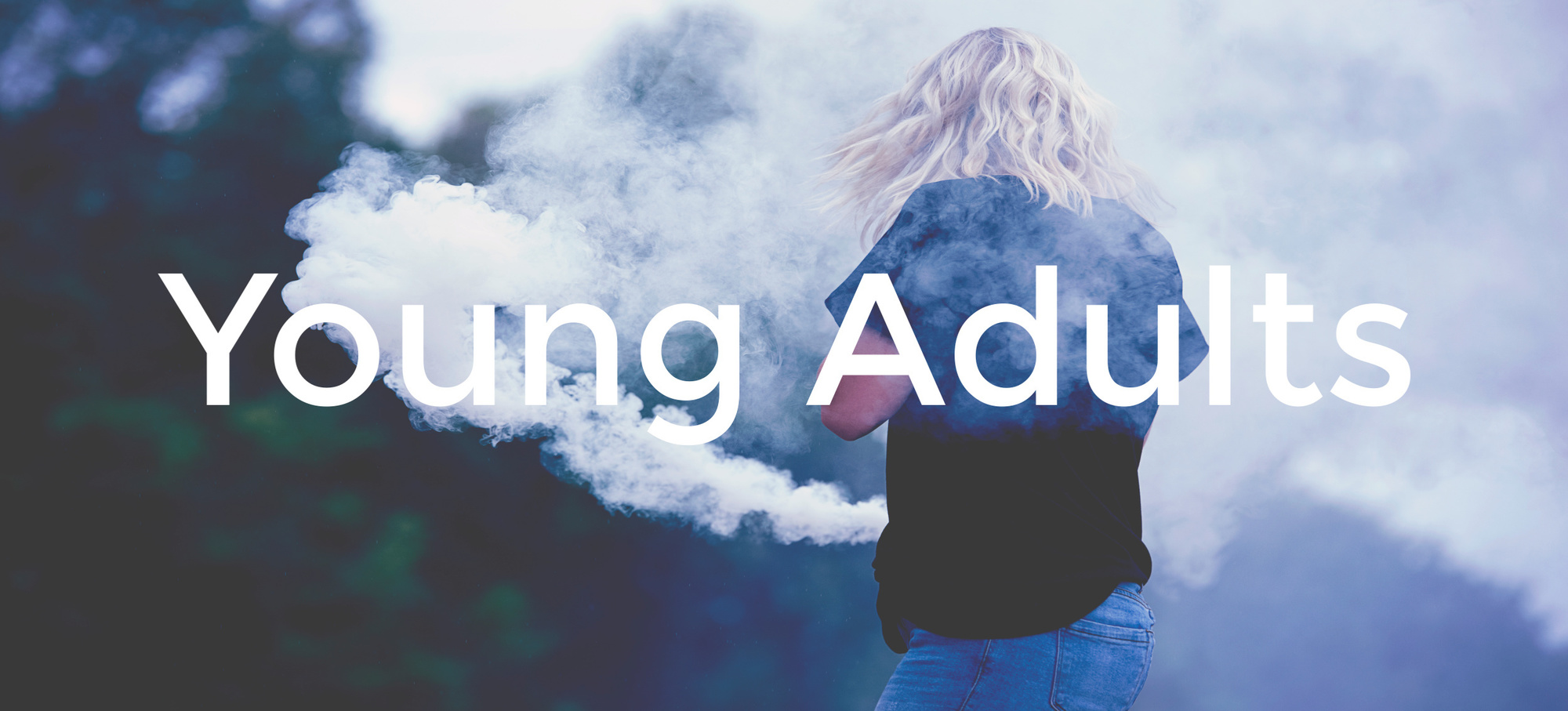Young Adults Banner